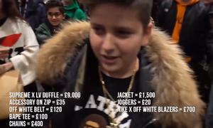 Độ chịu chơi của giới trẻ 'rich kids' nước ngoài
