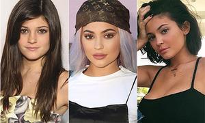 10 năm nhan sắc của Kylie Jenner: Sau tất cả lại quay về với môi mỏng dính