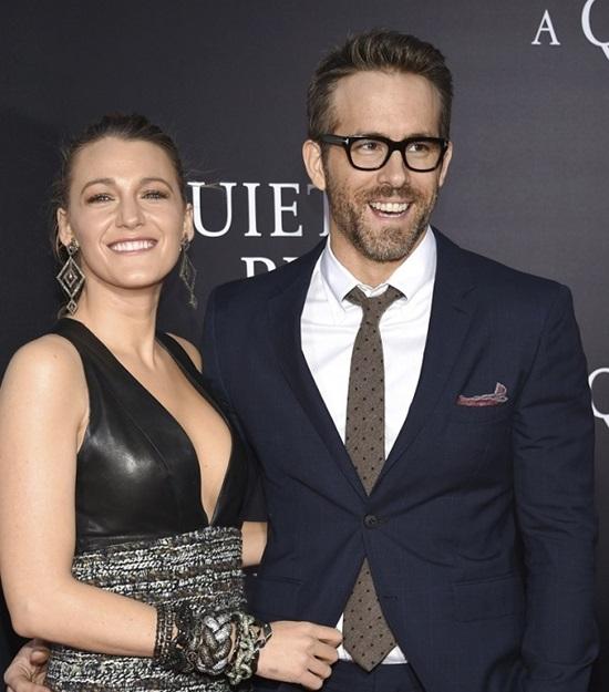 Ryan Reynolds và Blake Lively: một trong những cặp đôi đẹp nhất Hollywood.