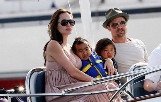 Angelina Jolie và Brad Pitt có lẽ là những người tốt nhất Hollywood.
