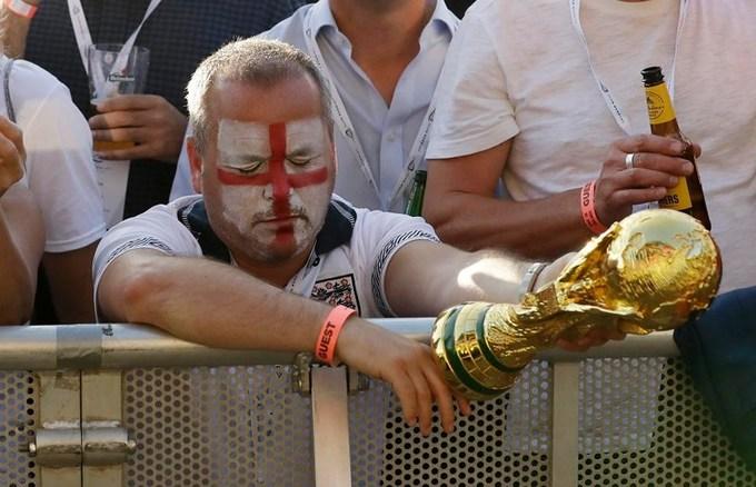 <p> Giấc mơ chung kết World Cup khép lại với người Anh mùa 2018.</p>