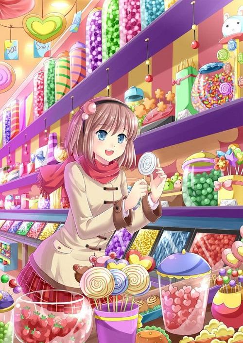 Cửa hàng kẹo ngọt - Bài test tiết lộ mức độ khôn lớn trong tâm hồn bạn - 1