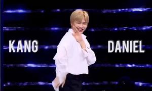 Kang Daniel nhảy điệu nghệ các bài hát của nhóm nhạc nữ