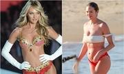 Mặc anti xúc phạm, thiên thần Victoria's Secret tự tin khoe 'bụng mỡ'