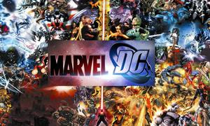Mọt phim nhận dạng đâu là phim DC - Marvel?