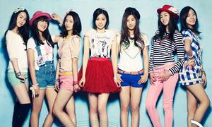 Những nhóm nữ Kpop vượt qua 'lời nguyền 7 năm'