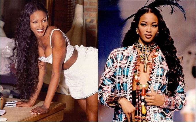<p> Naomi Campbell là một hiện tượng trong làng thời trang với những màn catwalk điêu luyện, mạnh mẽ như báo đen vồ mồi. Trong sự nghiệp người mẫu, cô từng góp mặt gần 400 trang bìa của các tạp chí danh tiếng thế giới. Cho đến nay, không ai có thể giữ được sức hút của mình ở tuổi 47 như Naomi Campbell khi cô vẫn là cái tên được nhiều NTK săn đón.</p>