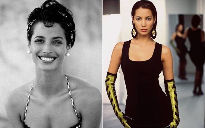 <p> Với nụ cười rạng rỡ, đường nét khuôn mặt hoàn hảo, Christy Turlington được mệnh danh là một trong những người mẫu đẹp nhất làng thời trang thập niên 90. Cô từng lập kỷ lục khi có thù lao 800.000 USD chỉ trong 12 ngày tham gia chiến dịch quảng cáo của Maybelline. Ngoài ra, Christy còn nổi tiếng với những lần hợp tác với Calvin Klein, Chanel, Louis Vuitton, Prada và nhiều thương hiệu khác.</p>
