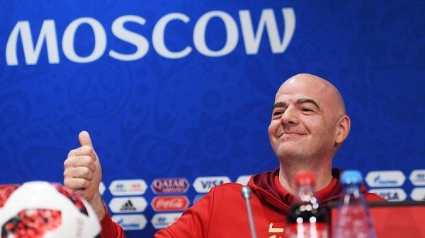 Chủ tịch Infantino là người yêu thích bóng đá đẹp.