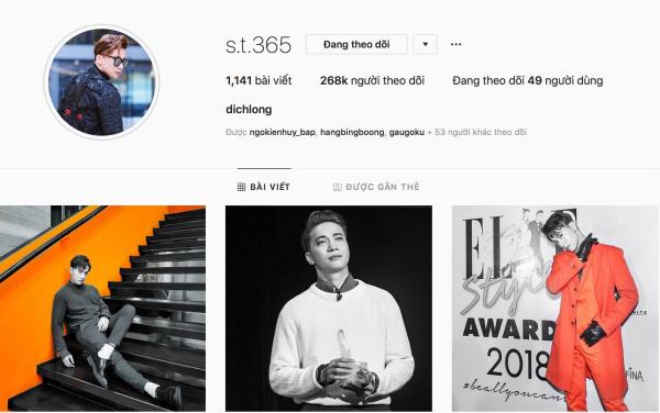 Soi điểm độc đáo trên Instagram con cưng của sao Việt