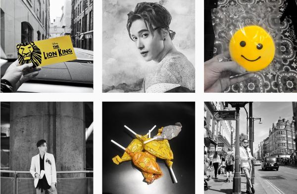 Soi điểm độc đáo trên Instagram con cưng của sao Việt - 3