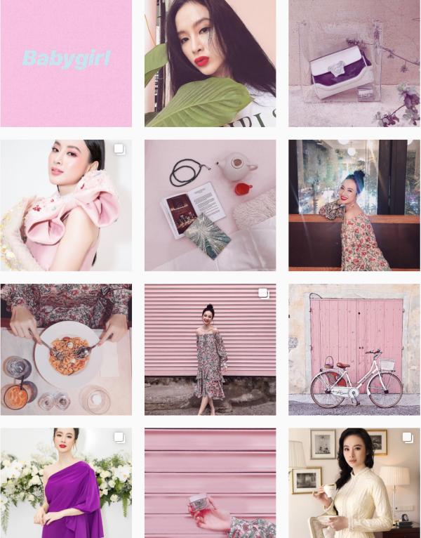 Soi điểm độc đáo trên Instagram con cưng của sao Việt - 9