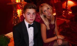 Hoàng tử tuổi teen 'vạn người mê' của Hy Lạp