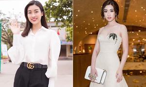 Bộ sưu tập hàng hiệu 'khiêm tốn' của Mỹ Linh sau 2 năm đăng quang