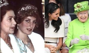 Vì sao Nữ hoàng Anh thích Meghan hơn Diana?