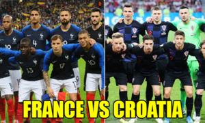 6 fun fact nên biết về Pháp và Croatia trước chung kết