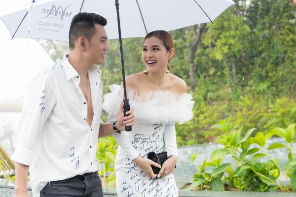 Trước thắc mắc của fan, Phương Trinh Jolie cho biết cả hai chỉ đang là bạn bè, đồng nghiệp tốt.