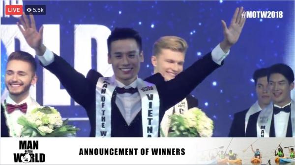 Đại diện Việt Nam còn bội thu giải thưởng phụ do khán giả và nhà tài trợ bình chọn và hai giải chính: HCV Best Casual Costume, HCB Best Swim Wear.