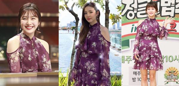 Thương hiệu khiến các idol xứ Hàn lao vào cuộc chiến đụng hàng - 2