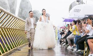 3 sàn catwalk thách thức cả mẫu Việt giỏi nhất hè 2018