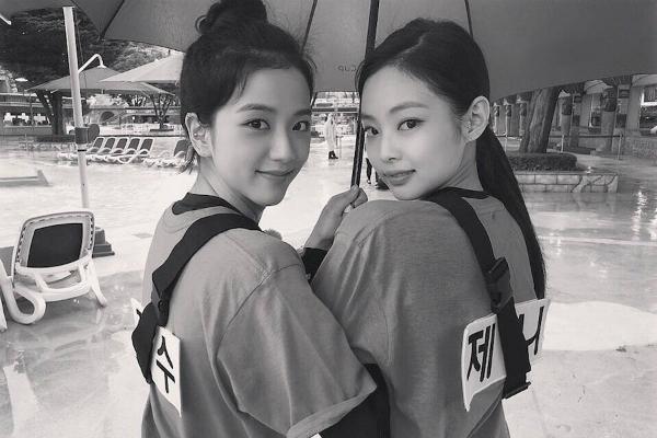 Jennie và Ji Soo là khách mời trên Running Man.