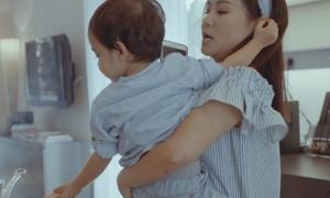 Đưa con trai thành 'nam chính' MV, Thu Minh vẫn quyết không lộ mặt bé