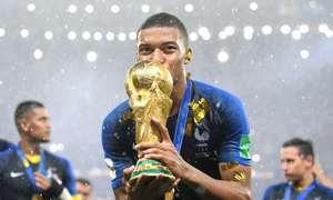 Những khoảnh khắc ấn tượng nhất trận chung kết World Cup 2018