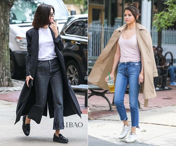 .... hoặc áo dài quá đầu gối, tránh xa các kiểu áo dài lỡ cỡ ngang đùi để tỷ lệ thân hình được chuẩn mực hơn, dù đi giày bệt cũng vẫn rất thanh thoát.