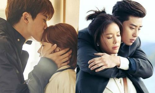 5 chuyện tình công sở phim Hàn khiến khán giả chết chìm trong mật ngọt
