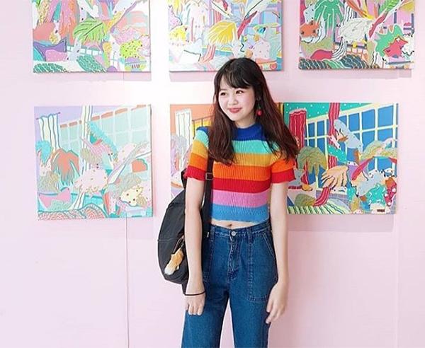 Chiếc áo mốt từ 20 năm trước khiến con gái châu Á phát cuồng trở lại - 5