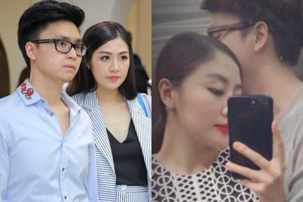 Tú Anh để xảy ra ồn ào với Văn Mai Hương trước ngày cưới.