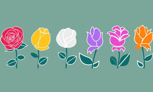 Trắc nghiệm: Đóa hồng gai xinh đẹp biểu lộ 50 sắc thái trong tính cách của bạn