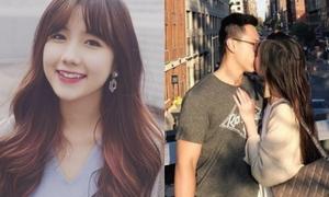 Mie Nguyễn lần đầu nói về bạn trai hiện tại sau chia tay JV