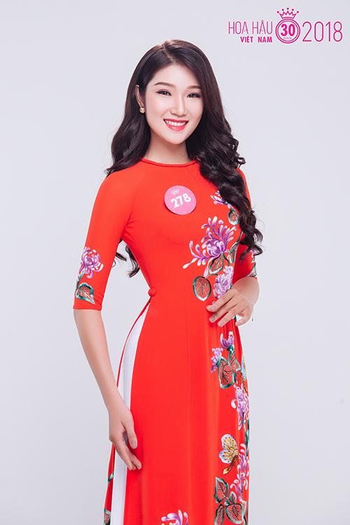 Vòng Chung khảo phía Bắc có sự góp mặt của những cái tên từng quen thuộc ở Hoa hậu Hoàn vũ Việt Nam 2017 như Lại Quỳnh Giang...