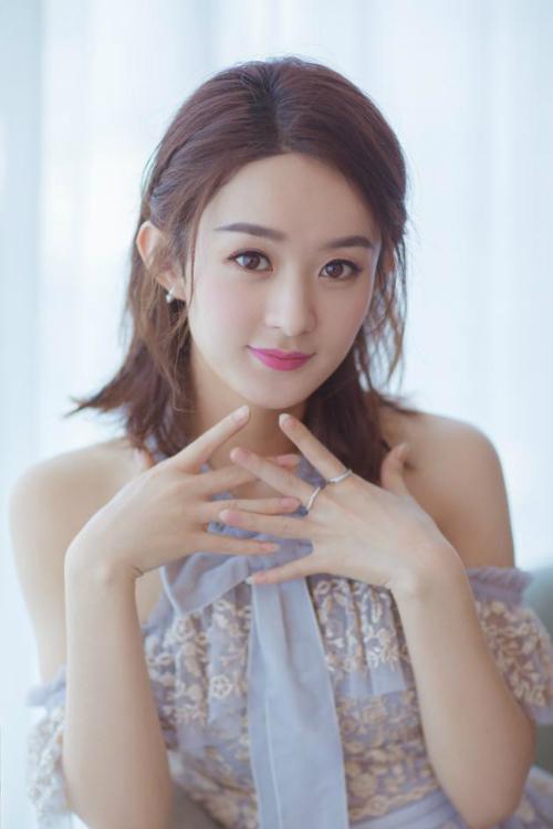 Nữ diễn viên Triệu Lệ Dĩnh.