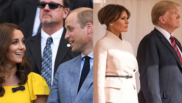 Lý giải về sự bất thường này, nguồn tin của Mirrorcho hay, vợ chồng Hoàng tử William và Thái tử Charles đều chung quan điểm không có mong muốn gặp gỡ Donald Trump.