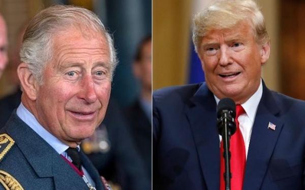 Theo nguồn tin của HollywoodLife, thái tử Charles không đồng hình với Donald Trump trong những quan điểm về môi trường và biến đổi khí hậu. Ngày Tổng thống Mỹ tới lâu đài Windsor, Thái tử cũng vướng lịch trình tham dự cuộc họp riêng còn Hoàng tử William thì bận tham gia một trận đấu polo từ thiện.