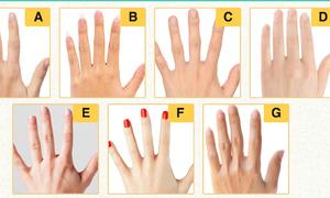 Trắc nghiệm: Vạch trần 3 điều không thể chối cãi về bạn qua hình dáng bàn tay trái