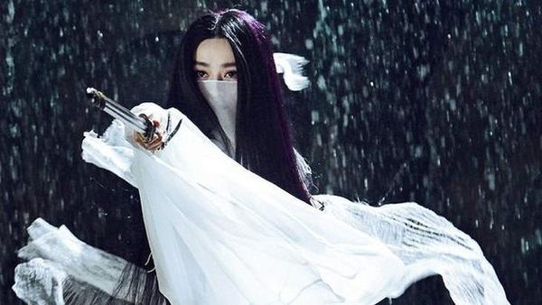11 mỹ nhân che mặt trong phim Hoa ngữ, bạn có nhận ra? - 9
