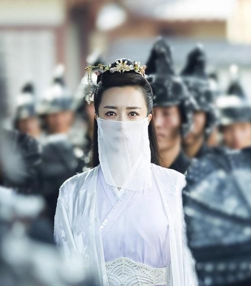11 mỹ nhân che mặt trong phim Hoa ngữ, bạn có nhận ra? - 4