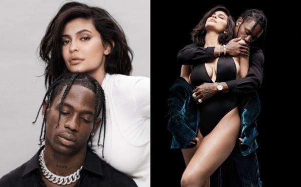Chuyện tình yêu của Kylie và Travis cũng thường trục trặc vì cãi vã.