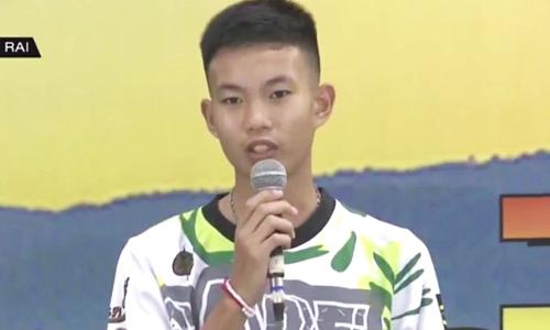 Các thiếu niên Thái Lan: 'Chúng cháu nghĩ đến cơm rang khi nhịn đói nhiều ngày'