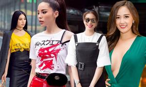 4 Hoa hậu sở hữu kho hàng hiệu đồ sộ