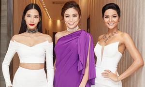 Top 3 Hoa hậu Hoàn vũ đọ sắc sau một năm đăng quang