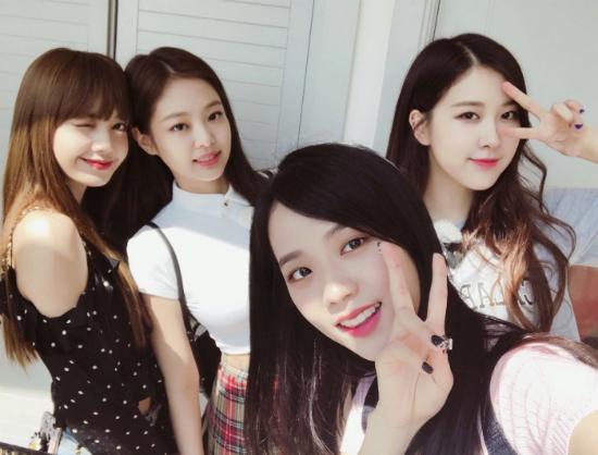 Nhìn 4 thành viên đoán tên nhóm nhạc Kpop - 6