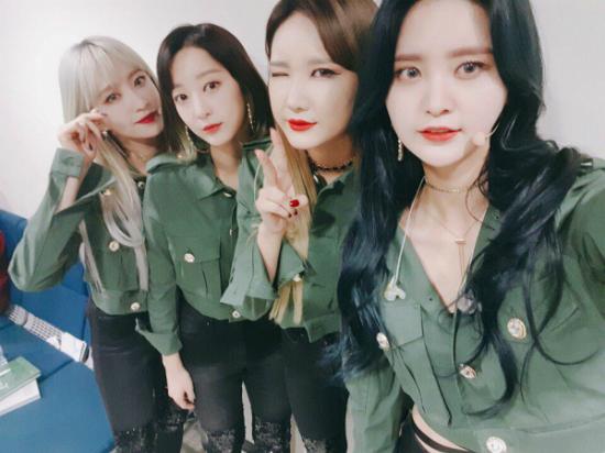 Nhìn 4 thành viên đoán tên nhóm nhạc Kpop - 7