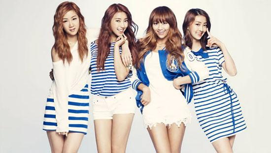 Nhìn 4 thành viên đoán tên nhóm nhạc Kpop