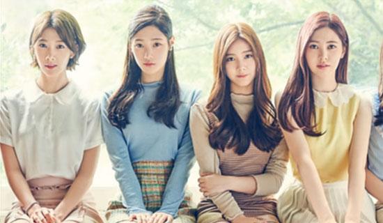 Nhìn 4 thành viên đoán tên nhóm nhạc Kpop - 5