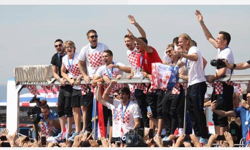 Đội tuyển Croatia tặng hết tiền thưởng World Cup cho trẻ em nghèo