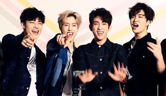 Nhìn 4 thành viên đoán tên nhóm nhạc Kpop - 8